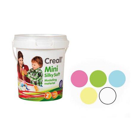 Пластилин Creall Havo/ набор 5 цв (350 гр)