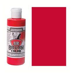 Краска Jacquard Airbrush Color красный прозрачный 118мл