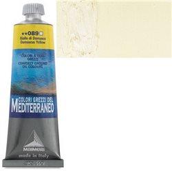 "Краска масляная ""Mediterraneo"" / Белый Санторини"