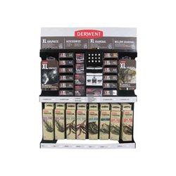 Комплект XL + ивовый уголь + аксессуары / для дисплея 2302086