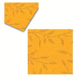 Бумага с объемными блестками 50х70 ОХРА/ 120 г/м
