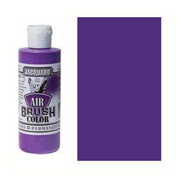 Краска Jacquard Airbrush Color фолетовый покрывной 118мл