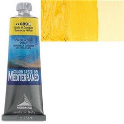 """Краска масляная """"Mediterraneo"""" / Желтый Везувия"""