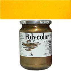 Краска акриловая Поликолор кадмий желтый средний