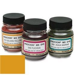 Краситель порошковый Procion MX Dye /золото Антик
