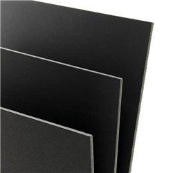 Пенокартон FOAM черный - 5мм 100x140 cm.