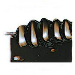 Краска акриловая рельефная Art Gel /Коричневый темный/100мл
