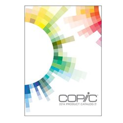 "Каталог ""COPIC"" ( на англ. яз.) 2013/2014"