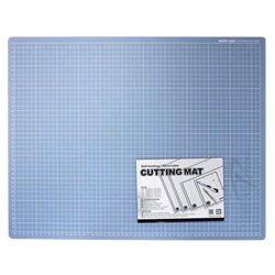 Коврик для резки самовоccтан./ полупрозрачный многосл. 45х60 см