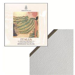 Блок ITALIA 20*20 см 300 г/м, 20 листов, 100 % хлопок