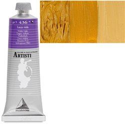 """Краска масл. """"Artisti"""" /Охра желтая светлая"""