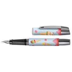 Перьевая ручка Campus Венеция, перо М, для девочек