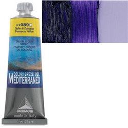 """Краска масляная """"Mediterraneo"""" / Фиолетовый Грасса"""