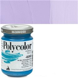 Краска акриловая Поликолор лиловый