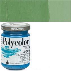 Краска акриловая Поликолор оксид хрома зеленый