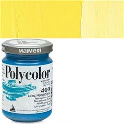 Краска акриловая Поликолор желтый основной
