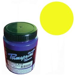 Краска для шелкографической печати PermaPrintPremium/ Ярко-желтый
