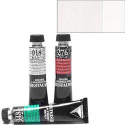Белила цинковые/краска ретушная Maimeri Restauro Mastic