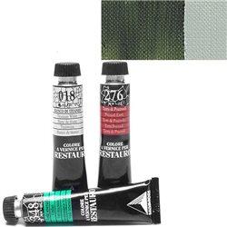Зеленая земля/краска ретушная Maimeri Restauro Mastic