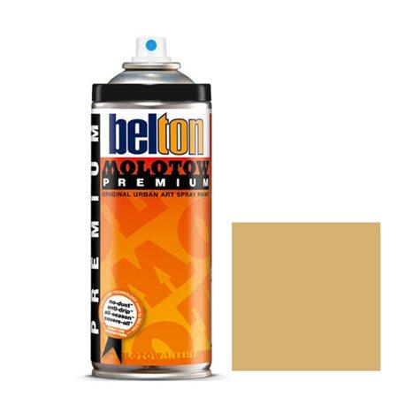 Аэрозоль Belton Molotow Premium 185 Кофе с молоком 400 мл