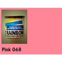 Rainbow глянц. розовый, 17мл