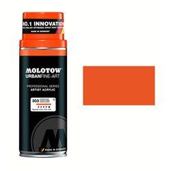 Краска URBAN FINE-ART SPRAY Киноварь оранжевая 303, 400 мл