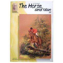 Лошадь и человек (на анг. яз.) Horses and Riders LC 11