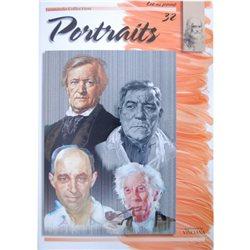 Портреты (на анг. яз.) PORTRAITS LC 32