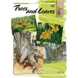 Деревья и листья (на анг.яз.) Trees and Leaves LC 45