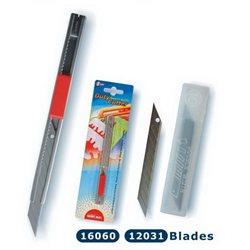 Нож для графических работ шир. 9мм лезвие с углом 30*