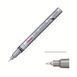 Маркер перманентный Paint серебряный 0.6 мм алюмин. корпус