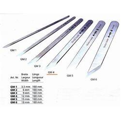 Нож скрипичный №1 Pfeil 6/160