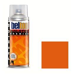 Аэрозоль Belton Molotow Premium Transparent 238 Оранжевый 400 мл