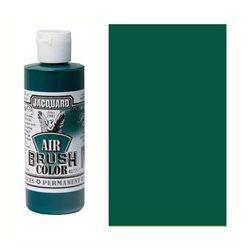 Краска Jacquard Airbrush Color зеленый прозрачный 118мл