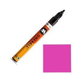 Маркер Molotow 127HS One4ALL Неоновый розовый флуо 2 мм