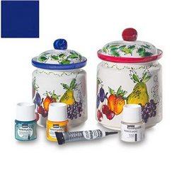 Краска по фарфору Pebeo Porcelaine (150*С) 45 мл/Синий