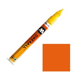 Маркер Molotow ONE4ALL 127HS-CO Оранжевый 085, 1,5 мм