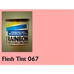 Rainbow глянц. телесный, 17мл