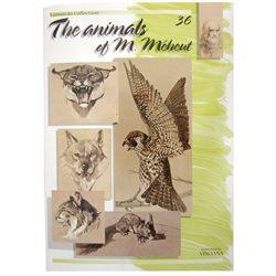 Животные M.Meheut (на ан.яз.) Animals of M. LC36