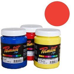 Краска для шелкографической печати s/c Permaset / Алый покрывной