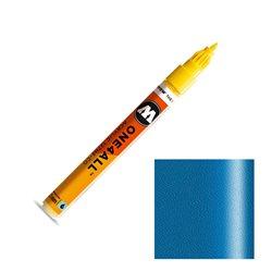 Маркер Molotow ONE4ALL 127HS-CO Синий металлик 224, 1,5 мм