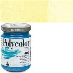 Краска акриловая Поликолор желтый яркий