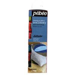 Набор красок по ткани Setacolor opaque/Discov KIT 6х20 мл