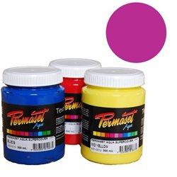 Краска для шелкографической печати s/c Permaset / Розовый покрывной