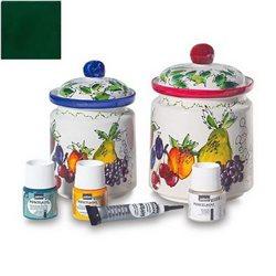 Краска по фарфору Pebeo Porcelaine (150*С) 45мл /Изумрудный
