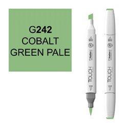 Маркер TOUCH BRUSH 242 светло-зеленый кобальт G242