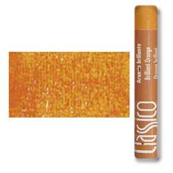 Масляная пастель классико Оранжевый яркий