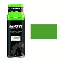 Краска URBAN FINE-ART SPRAY Зеленый травяной 324, 400 мл
