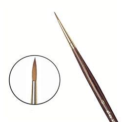 Кисть круглая Da Vinci 36Y/харбинский колонок/шестигран. ручка/№ 0