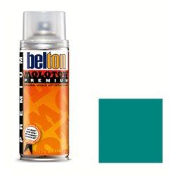 Аэрозоль Belton Molotow Premium Transparent 244 Голубая лагуна 400 мл